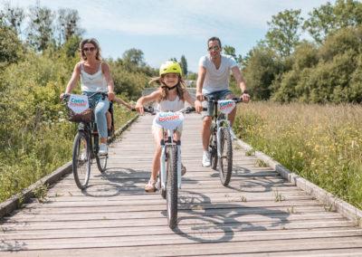 Sortie en vélo Caen Ça Bouge