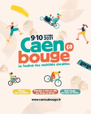 Inscriptions Caen Ça Bouge