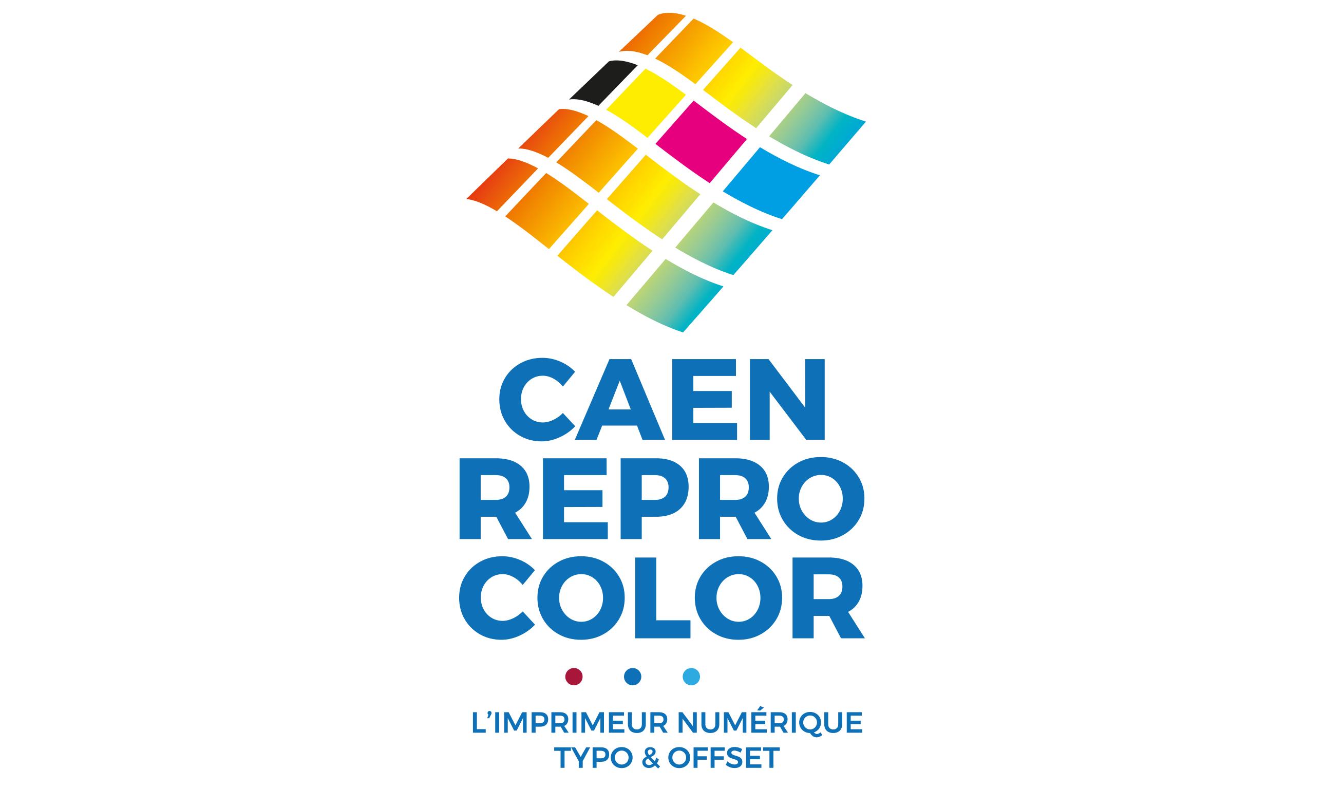 Caen repro color partenaire de Caen ça bouge