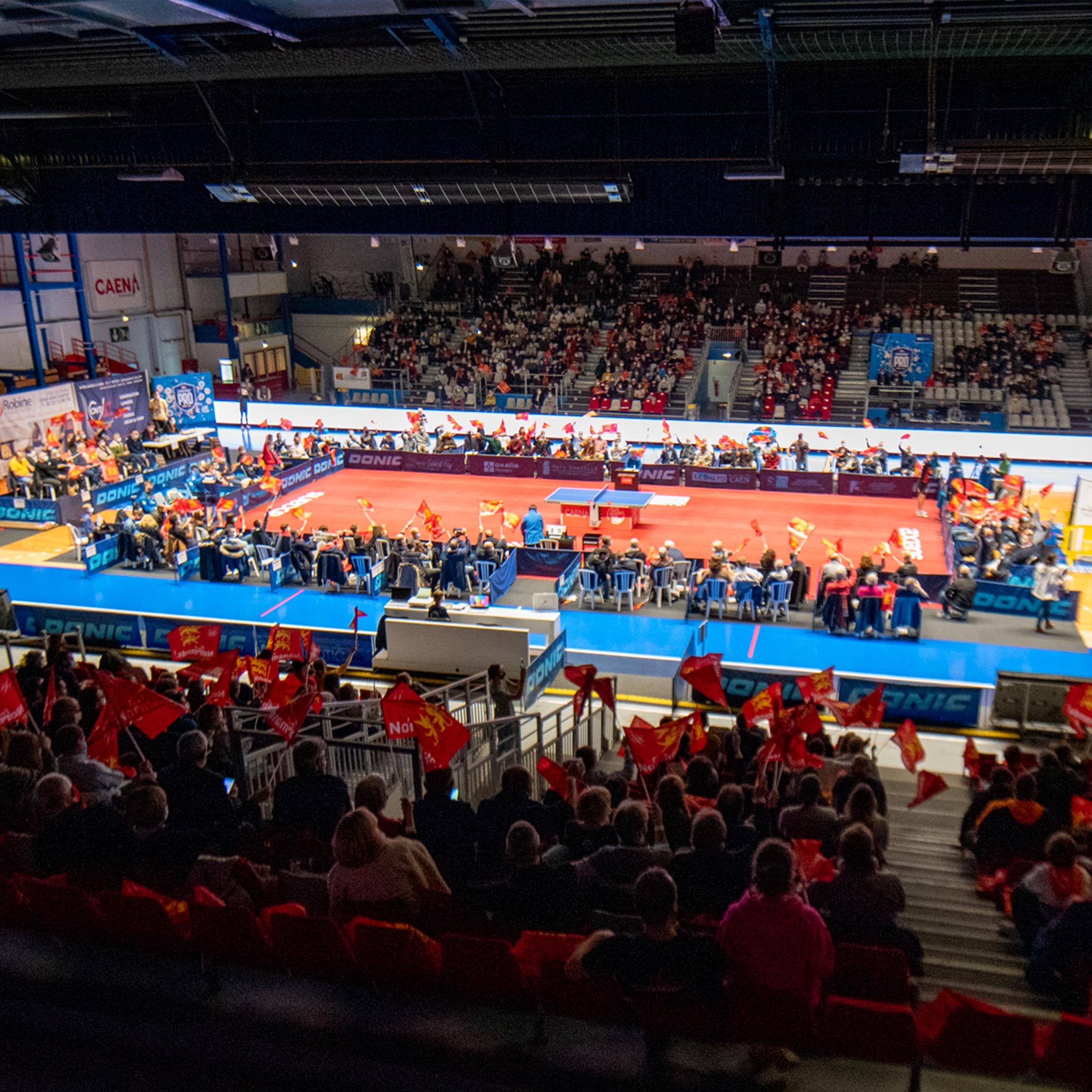 Palais des Sport Caen