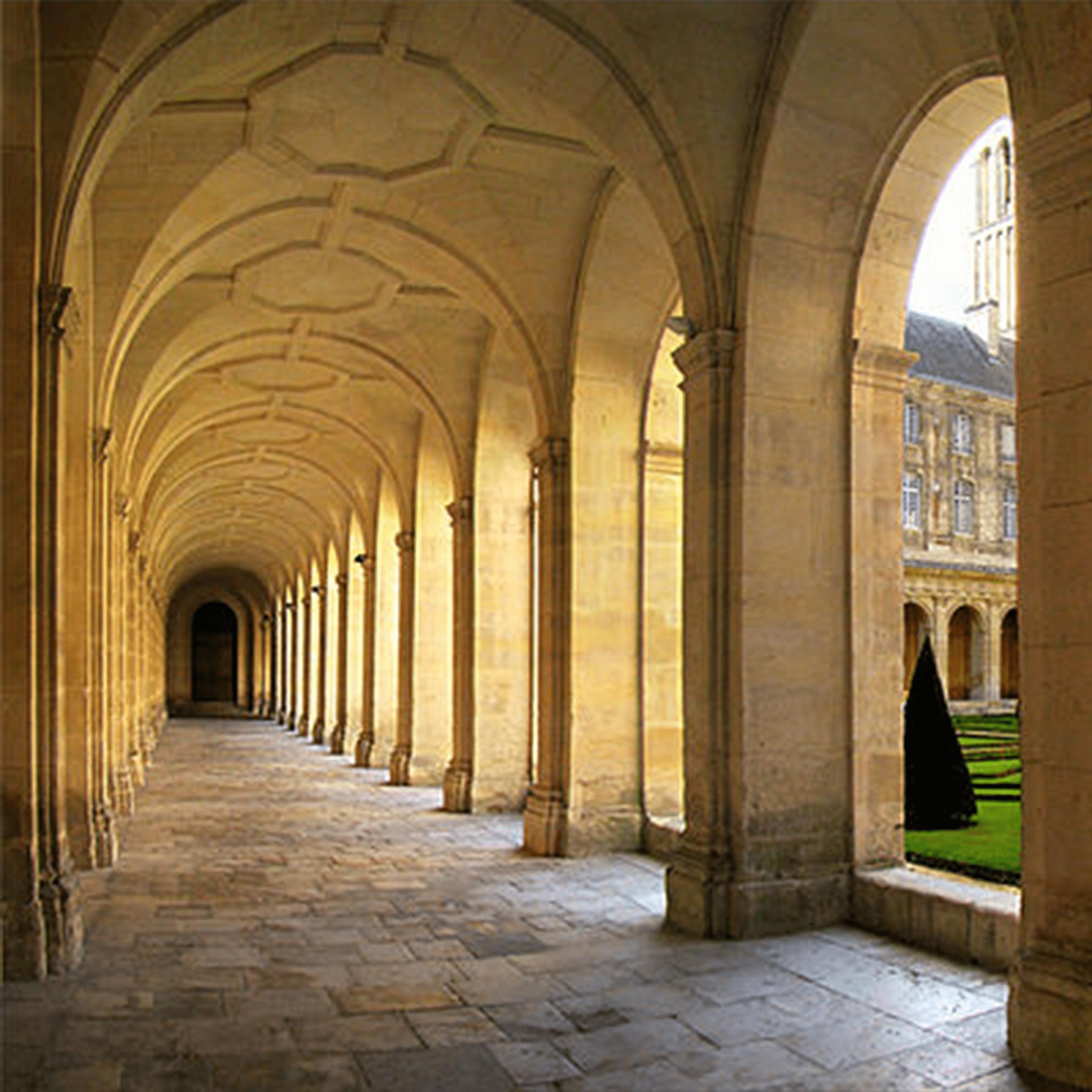Abbaye aux dames Caen ça bouge