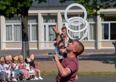 Initiation jonglerie et animation cirque – Samedi de 15h00 à 18h00