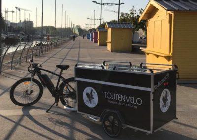 Présentation de Vélos cargos par Vélisol et Tout en vélo – Samedi de 10h à 11h