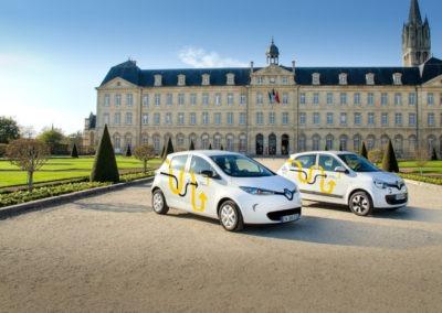 Présentation de Renault Mobility