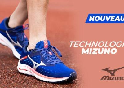 Testing Shoes by Mizuno & Score – Samedi de 9h00 à 16h00